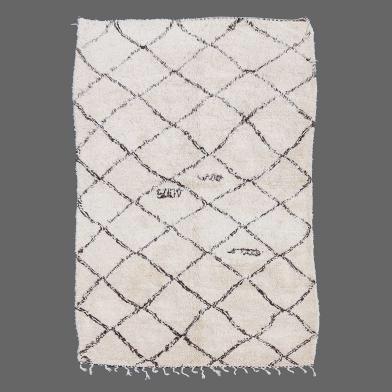 Secret berb re una alfombra con historia melon co for Origen de alfombra