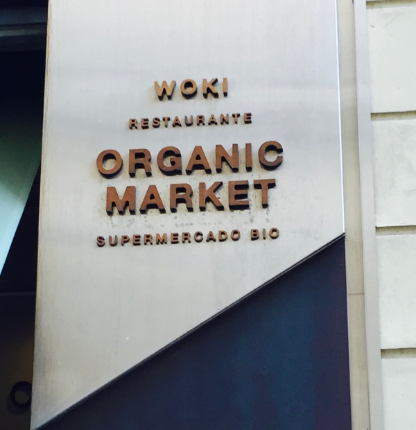 Decoración Bio industrial Organic Market