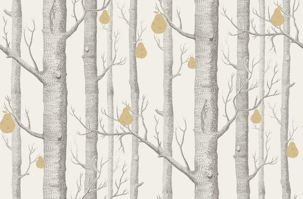 Decoración otoño papel pintado