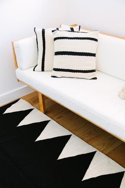 Decoración alfombras Pampa